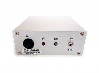 卓上型プリアンプ 1200MHz帯 BPF内蔵型 1.2GHz