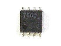 負電圧発生用IC 7660 SOP
