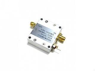 超ローノイズ広帯域プリアンプ 300〜1000MHz LNA-0310NX