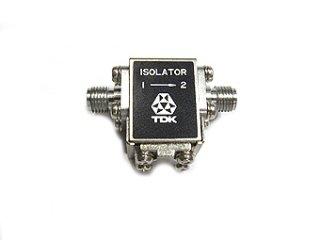 アイソレーター TDK 12.32GHz 10GHz帯使用可 未使用