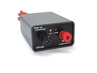 降圧コンバーター 完成品 15〜24V→13.8V 5A