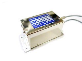 オーブン内蔵・高精度発振器 40MHz 中古 OCXO