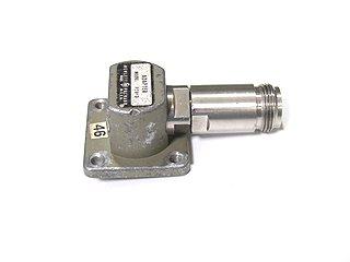 高周波 同軸-導波管変換 HP P281B 中古