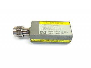 HP パワー計用センサー 8481A 18GHz 中古