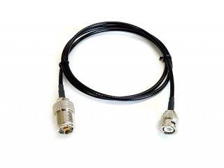 2D-LFB-S 同軸変換ケーブル 1m MJ-BNCP