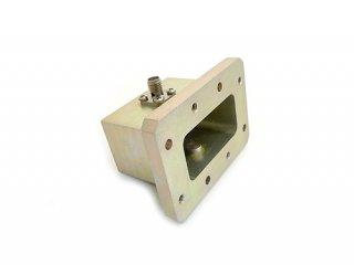 4.9〜7.0GHz帯 WR159 同軸導波管変換 PASTERNACK (未使用)