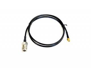2D-LFB-S 同軸変換ケーブル 1m NJ-SMAP