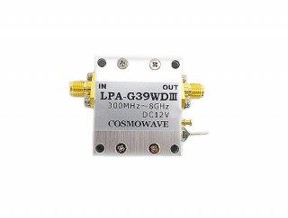 広帯域アンプユニット LPA-G39WD� 300MHz〜8GHz
