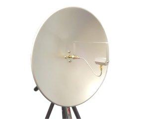 10GHz帯 高性能パラボラアンテナ 40cm