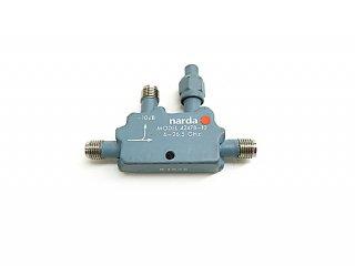 高性能広帯域カップラー MODEL4247B 6〜26.5GHz 中古 narda