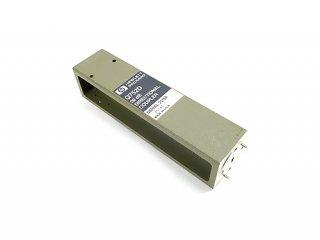 高性能広帯域カップラー Q752D 33GHz〜50GHz 20dB 中古  Agilent/HP