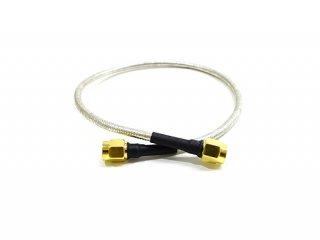 SMAPコネクター付きセミフレキケーブル 30cm SMAP-SMAP