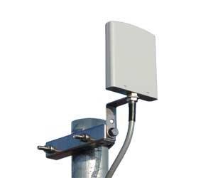 2400MHz帯 平面アンテナ PA2409A 9dbi 新品 NP型 特価品