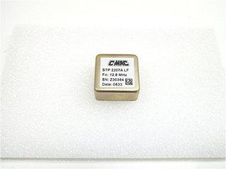 オーブン内蔵・高精度発振器 OCXO 12.8MHz  DC5V 未使用品