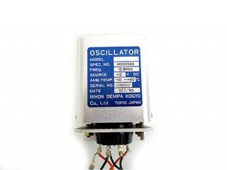 オーブン内蔵・高精度発振器 12.8MHz 中古 OCXO