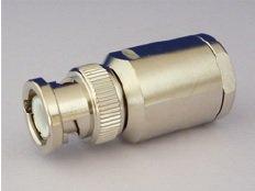 BNCP-5W 5D-2W用 同軸ケーブル用 BNC型オス・コネクター