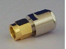 SMAP-2.5 2.5D 同軸ケーブル用 SMA型オス・コネクター