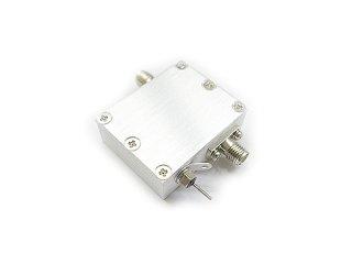 広帯域インピーダンス変換器 (FETプローブ)ゲイン10dB  1MΩ→50Ω DC