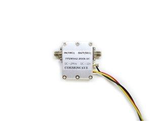 広帯域インピーダンス変換器 (FETプローブ)高出力 1MΩ→50Ω DC
