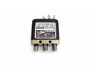 高周波同軸リレー TRANSCO  18GHz DC28V 中古