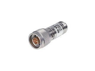 高周波同軸アッテネーター 30dB 12.4GHz  HUBER+SUHNER 新品特価