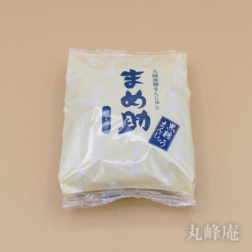 黒糖まんじゅう まめ助 塩ミルク4個入