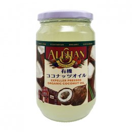 アリサン 有機ココナッツオイル 300g