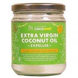 ココウェル 有機ココナッツオイル EX 360g