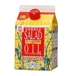 ムソー 純正なたねサラダ油(豪) 600g