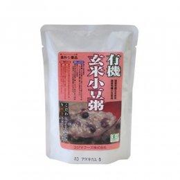 コジマフーズ 有機玄米小豆粥