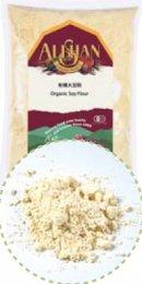アリサン 有機大豆粉(非焙煎) 500g