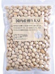 ビオマーケット 煎り大豆 150g