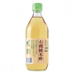 ビオマーケット 有機純米酢 500ml