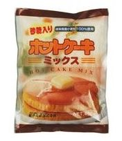 桜井食品 ホットケーキミックス砂糖入り 400g