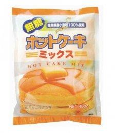 桜井食品 無糖ホットケーキミックス 400g