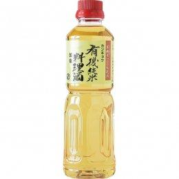 甘強酒造 有機純米料理酒 500ml