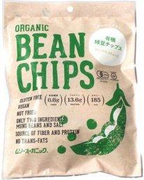 ムソー 有機緑豆チップス 50g