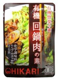 光食品 有機回鍋肉の素 100g(2-3人前)