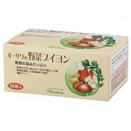 オーサワ 野菜ブイヨン(徳用) 5g×30包