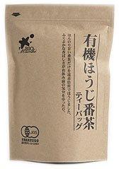 ビオマーケット 有機ほうじ番茶 TB 80g(2g×40)