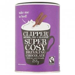クリッパー ドリンキング チョコレート 250g