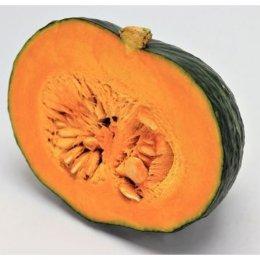 有機かぼちゃ 1/2個