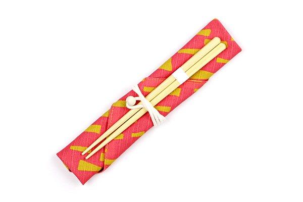 箸・箸袋セット モクヘン