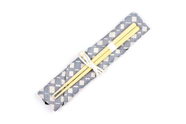 箸・箸袋セット カゴアミ