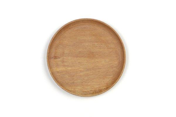 豆皿 シルバーハート材 L