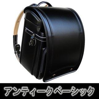 2022年東京屋カバン店オリジナル ベーシックランドセル ブラック/ブラック 黒