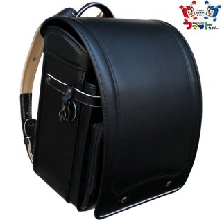 牛革製ランドセル ロイヤルレザー ブラック/ブラック