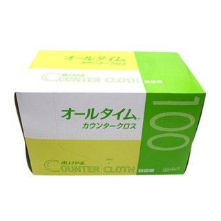 カウンタークロス FT-102 グリーン(1箱)【01803003】