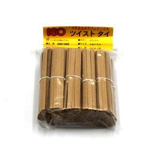 紙・タイ4*8 クラフト1000本入(1袋)【13380501】