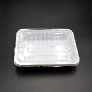 ランチウェアF-5B 白セット (100セット入)【07300021/07300020】